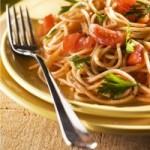 spagety s omackou z paradajok