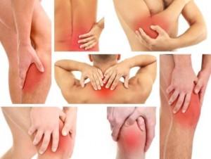 bolesť kĺbov a svalov