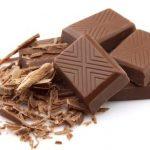 čokoládový raw dezert