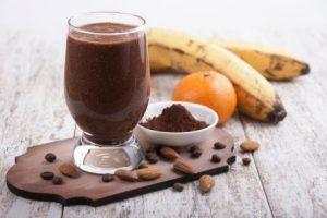 kakaové mlieko