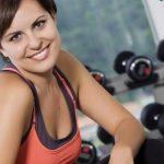 krásna fit žena