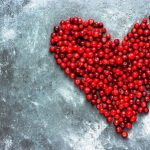 cervene srdce z bobul brusnic
