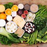 potraviny bohate na vapnik a vitamin d
