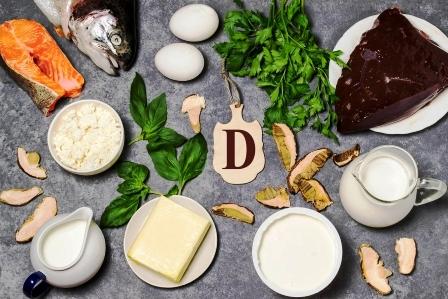 potraviny bohate na vitamin D