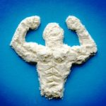 kazein z proteinoveho prasku